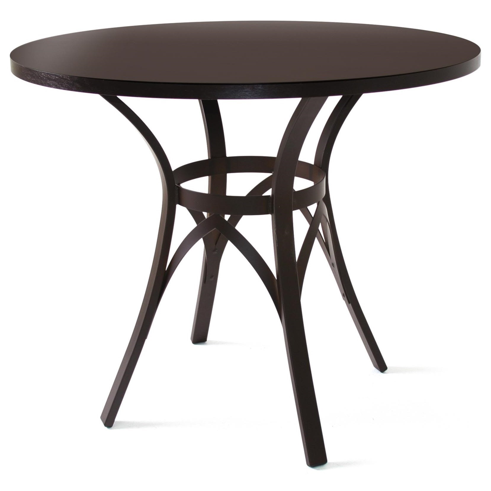 Kai Table with Wood Top