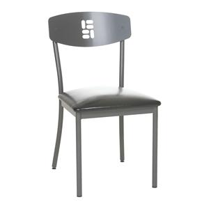 Amisco Dinettes Amisco Domino Side Chair