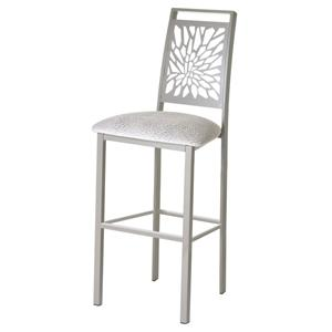 "Amisco Eco 30"" Bar Height Monarch Non-Swivel Stool"