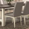 Amisco Farmhouse Alto Chair - Item Number: 35309-68-HT