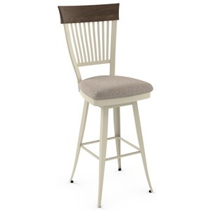"26"" Annabelle Swivel Counter Stool"