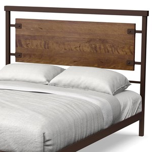 Queen Timber Headboard