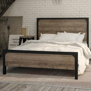 Queen Cordoba Regular Footboard Bed