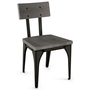 Amisco Industrial 41498 26 26 Quot Edwin Counter Stool With
