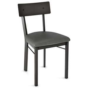 Lauren Chair with Cushion Seat