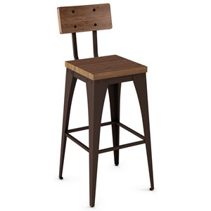"30"" Upright Stool"