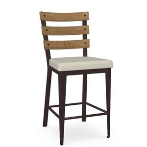"""26"""" Dexter Counter Stool w/ Upholstered Seat"""