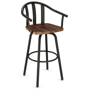 "30"" Gatlin Swivel Bar Stool"