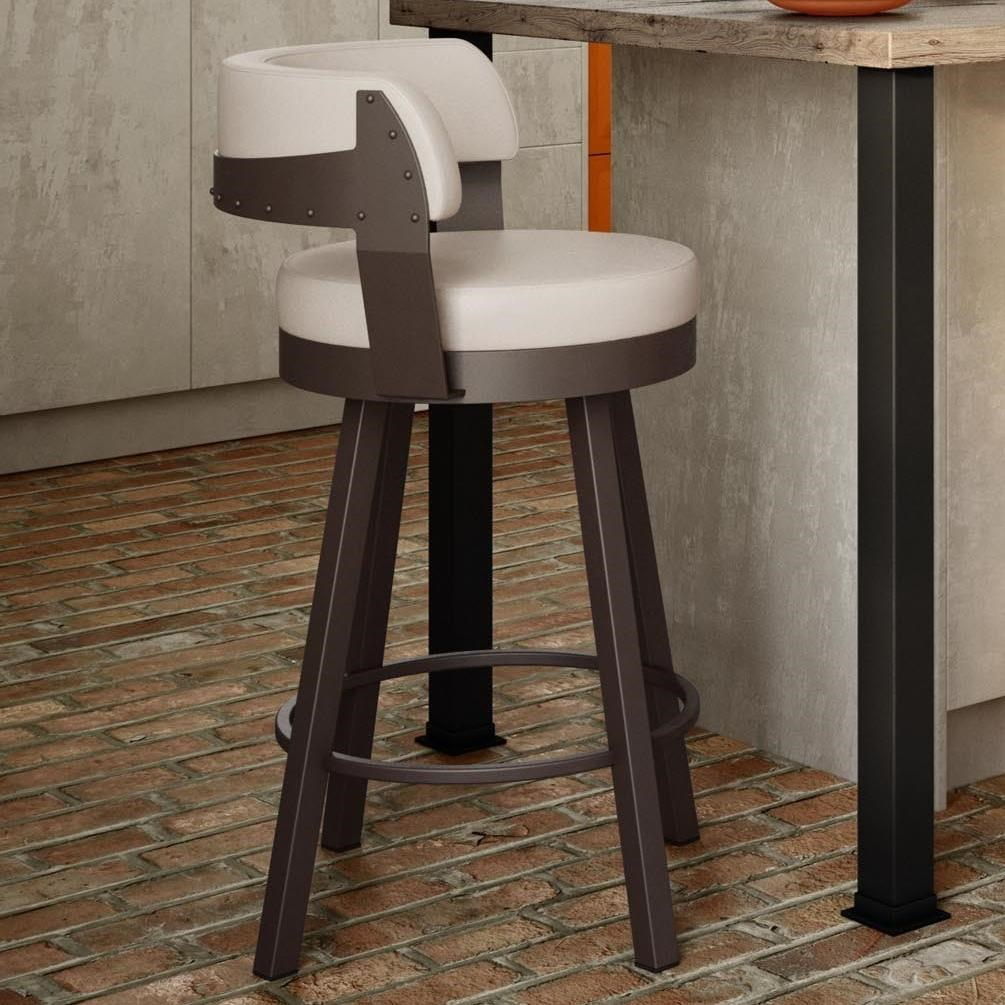 "26"" Russell Swivel Stool"