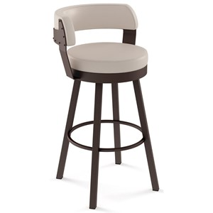 "30"" Russell Swivel Stool"