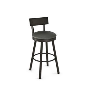 Amisco Stools Lauren Swivel Stool