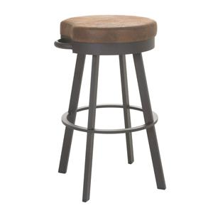 "34"" Spectator Height Bryce Swivel Stool"