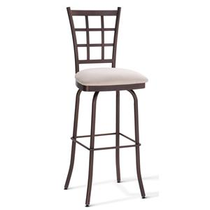 Amisco Stools Jamie Bar Stool