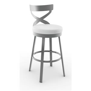 Amisco Stools Lincoln Swivel Stool