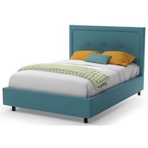 Full Legend Upholstered Bed