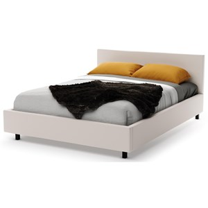 Queen Muro Upholstered Bed