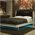 Amisco Urban King CT Light Trendy Bed