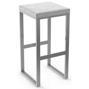 "30"" Bar Height Aaron Stool (Cushion)"