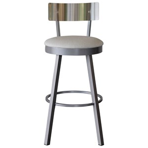 "30"" Bar Height Lauren Swivel Stool"