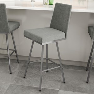 "26"" Linea Swivel Stool"