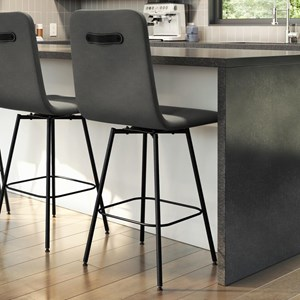 "26"" Bray Swivel Counter Stool"