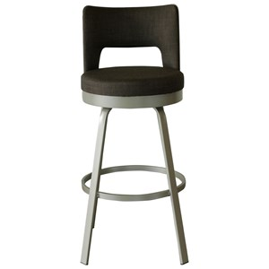 Brock Swivel Barstool