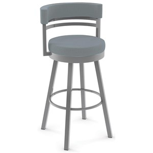 "30"" Ronny Swivel Bar Stool"