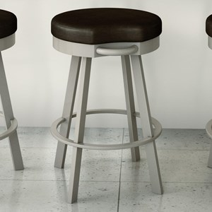 "26"" Bryce Swivel Counter Stool"