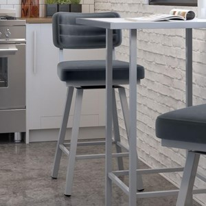 "26"" Phoebe Swivel Stool"