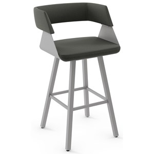 "30"" Stacy Swivel Bar Stool"