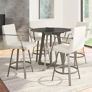 5-Piece Genesis Counter Table Set