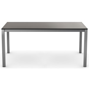 Customizable Glass Top Ricard Table