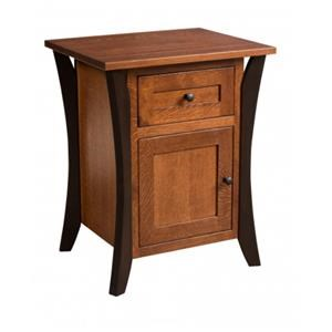 Exceptionnel Amish Furniture Allegheny Night Stand