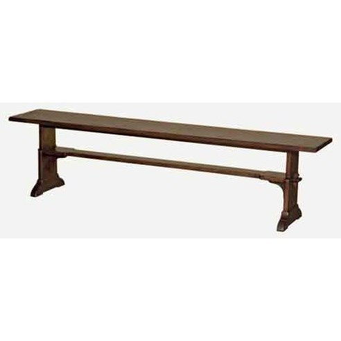 Americana Bench by Amish Impressions by Fusion Designs at Mueller Furniture