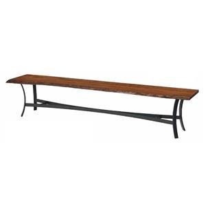 Amish Impressions by Fusion Designs Asher Dining Bench