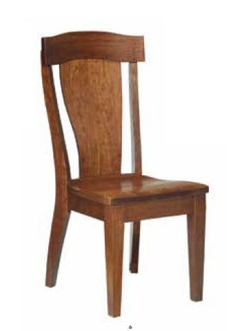 Amish Impressions by Fusion Designs Asher Dining Side Chairs - Item Number: ASH-SC