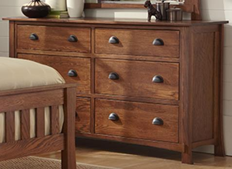 Morris Home Furnishings Breckenridge Breckenridge Dresser - Item Number: 399099560