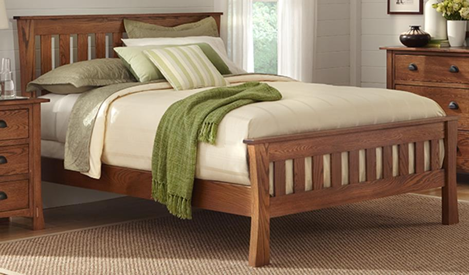 Morris Home Breckenridge Breckenridge King Bed - Item Number: 399145305
