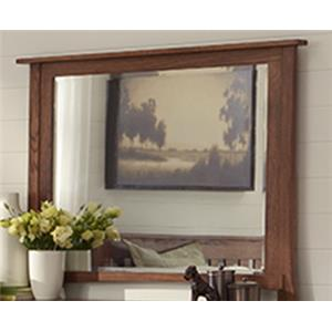 Morris Home Furnishings Breckenridge Breckenridge Mirror