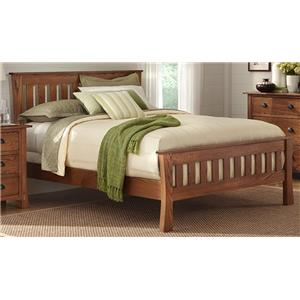 Morris Home Furnishings Breckenridge Breckenridge Queen Bed