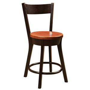 Morris Home Furnishings Bar Chairs Cape Cod Bar Chair