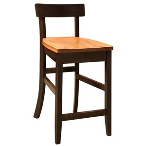 Morris Home Bar Chairs Edan Bar Chair