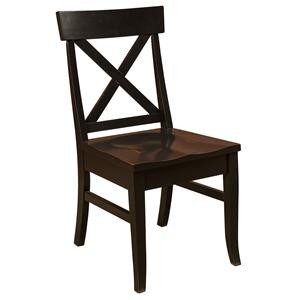 Morris Home Bar Chairs Richmond Bar Chair