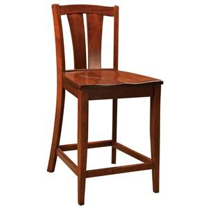 Morris Home Furnishings Bar Chairs Sedona Bar Chair