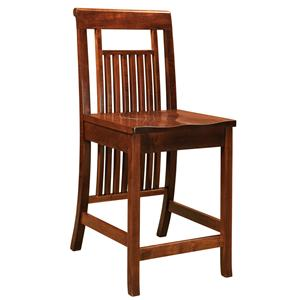 Morris Home Furnishings Bar Chairs Savannah Bar Chair