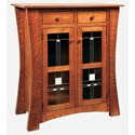 Amish Impressions by Fusion Designs Brigham Pie Safe - Item Number: BMBF45
