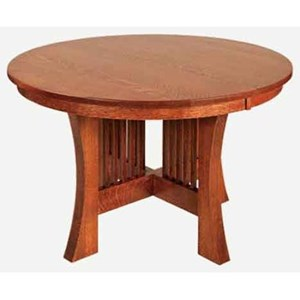 Morris Home Furnishings Brigham Table