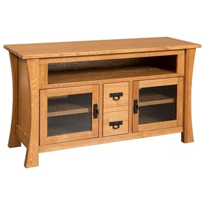 Morris Home Furnishings Brigham Brigham Medium TV Cabinet