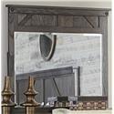 Morris Home Cedar Lakes Cedar Lake Mirror - Item Number: 691238932