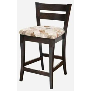 Morris Home Furnishings Charleston Yorkshire Bar Chair
